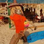 pláž Egremni bar2