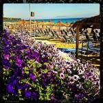 pláž Vrachos na pevnine